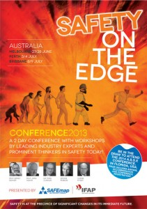 Safety on the Edge Conference 2013